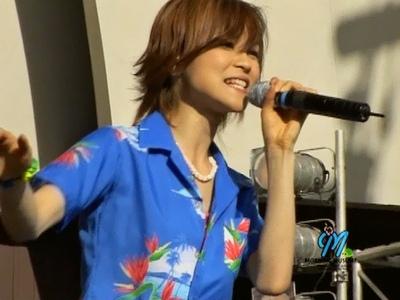 真夏の光線♪- Live
