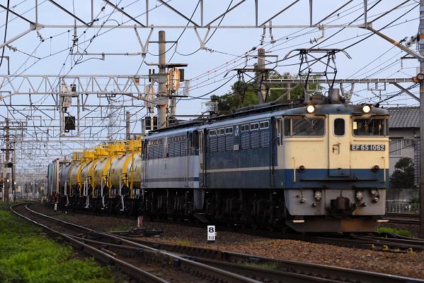 3363レ  EF65-1062号機