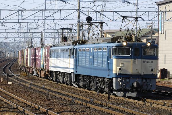1651レ  EF64-31+76号機