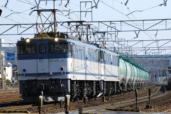 3086レ  EF64-53+47号機