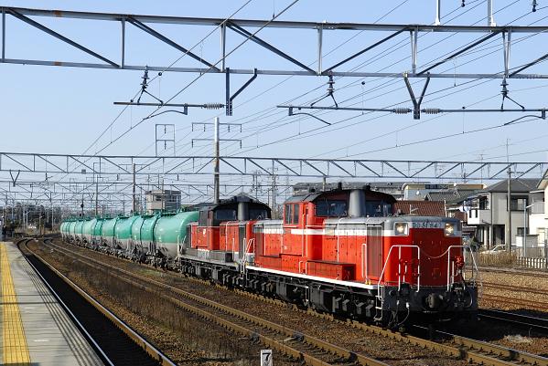 77レ  DD51-847号機