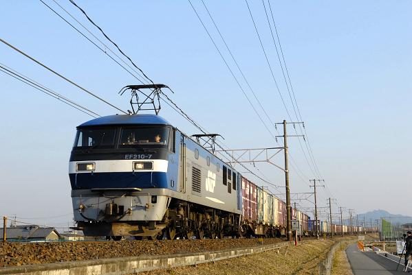 5058レ  EF210-7号機