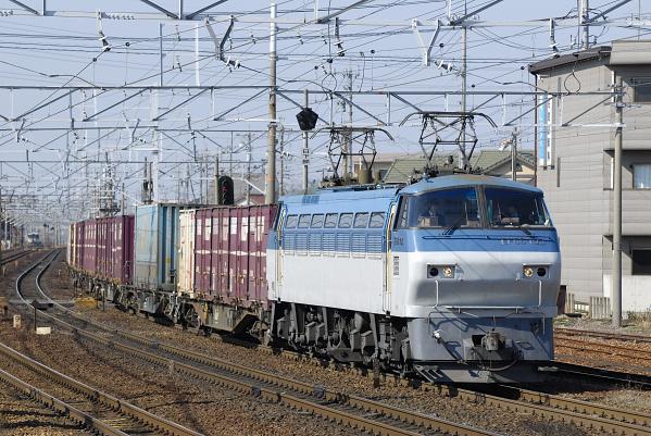 1070レ  EF66-103号機