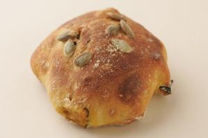 栗かぼちゃのもちもちパン