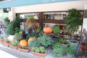 洋菓子店店頭2011.10.01-2