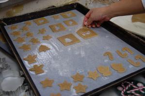スパイスクッキー作り3