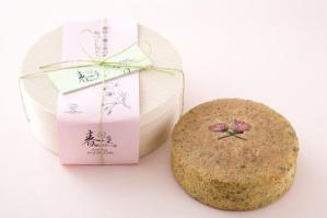 旬菓 桜のパウンドケーキ
