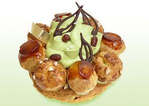 5月のサンクスデーケーキ