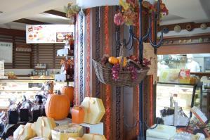 洋菓子店のディスプレー_2011.10.20
