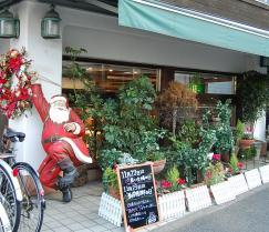 2011.11.23ラ・テール洋菓子店前