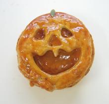 かぼちゃのパイ包み ジャック・オ・ランタン