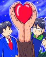 タイトルはカワムラユミ「S.S.L~Super Special Love」(ゲーム「pop'n music7」より。