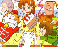タイトルはBulldog Mansion「Happy Birthday to Me」より拝借。フラッシュアニメ「There she is!! Step2 Cake Dance」使用曲。