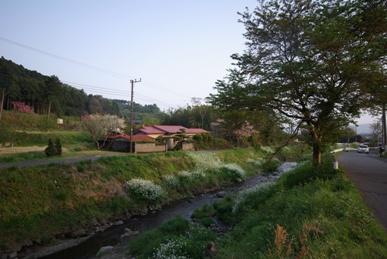 葛葉川中流2