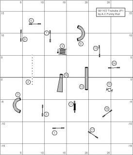 11月ジャピング1度コース図