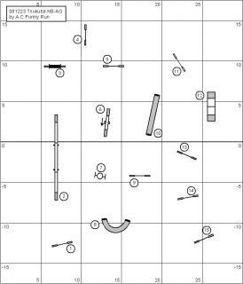 ノービスAGコース図