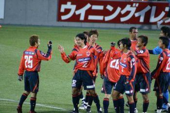 11 Mar 08 - Woohoo! Two goals, three points