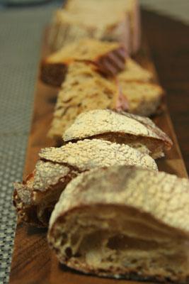 SS・アミーンズのパン