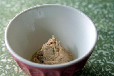 豆のディップ3