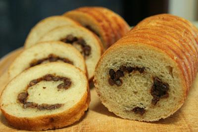 トヨ型豆乳パン