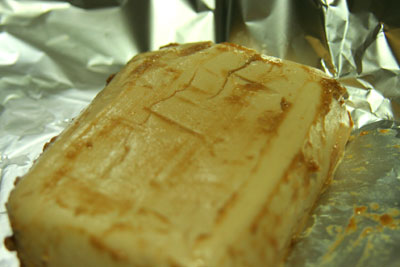 豆腐の味噌漬け2