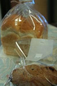 お友達のパン