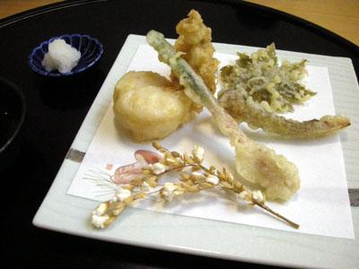定山渓夕食5