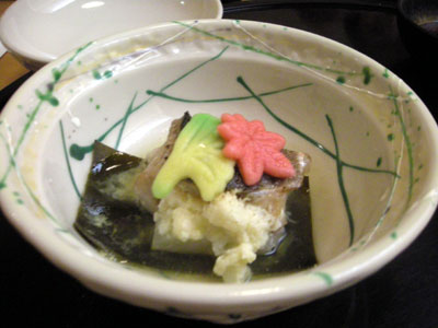定山渓夕食7