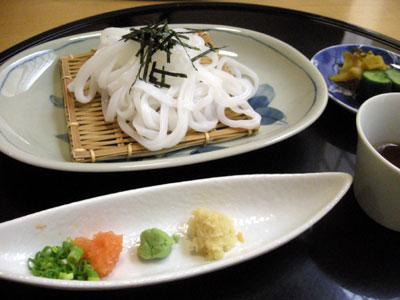 定山渓夕食10