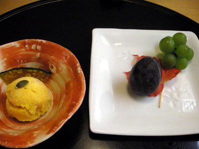 定山渓夕食11