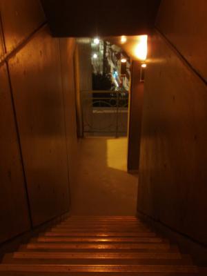 非常階段の夜景