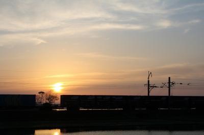 0905 夕陽列車
