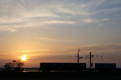 0905 夕陽列車2