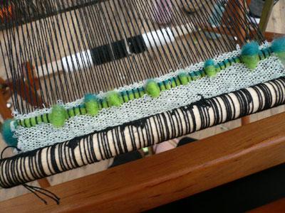 Y150ヒルサイド さをり織り体験2