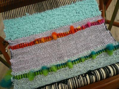 Y150ヒルサイド さをり織り体験3