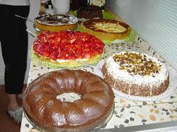 美味しそうな手作りケーキたち~♪