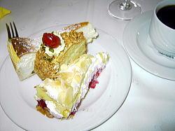私のケーキ~♪