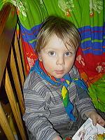 甥っ子HUGO(ヒューゴ)、2歳で~す♪
