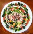 烏賊のサラダ