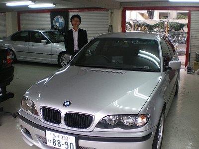 鈴木様318IMスポーツ