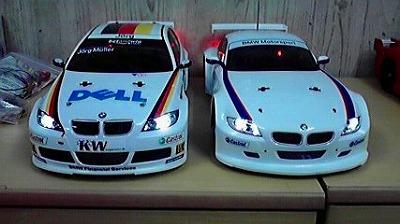 BMW Z4 Mクーペ 320si WTCC