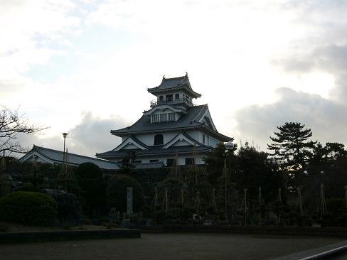 長浜城 02