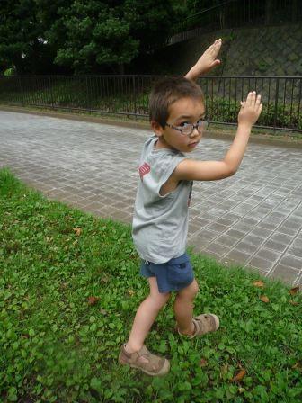 盆踊り次郎