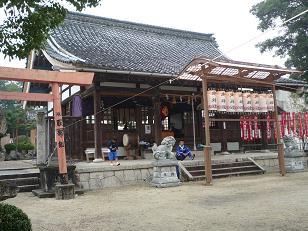 コピー ~ 神社