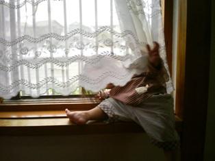 れーちゃん窓