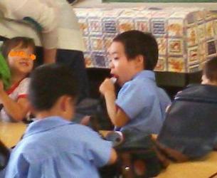 保育参観教室①