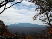 坤六峠からの武尊山