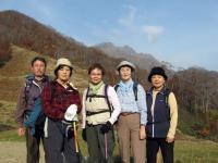 山前に登記念撮影