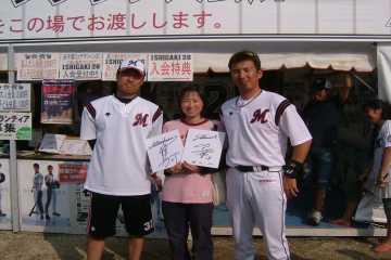 渡辺投手・小野投手