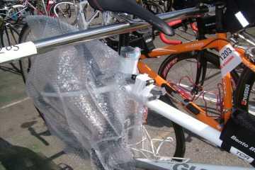 自転車トランジッション